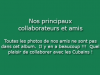 Collaborateurs et amis